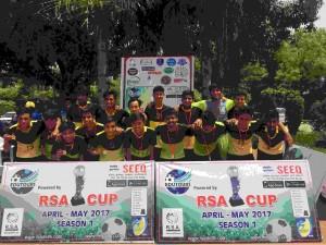 u17 Champs RSA Cup 1